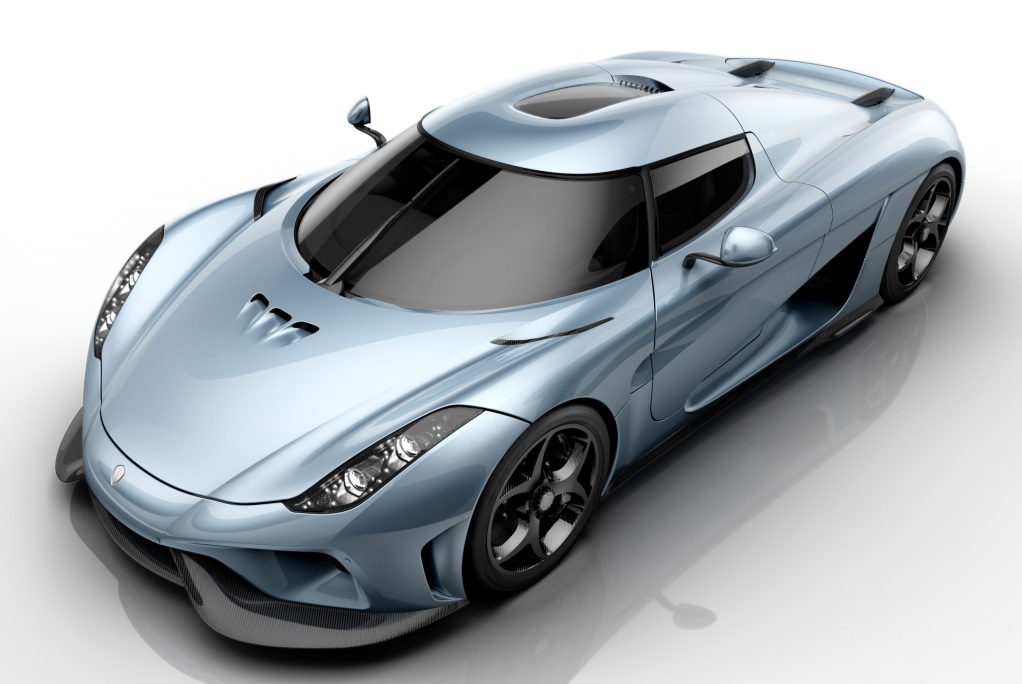 at Koenigsegg Regera Detailed by its Creator