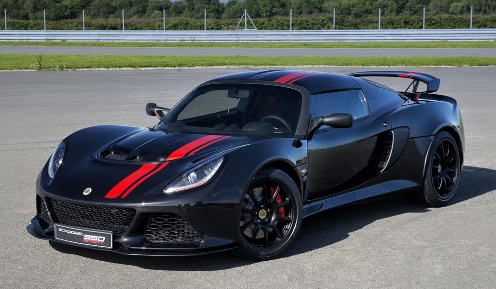 Lotus Exige 350 Special Edition 0 at Official: Lotus Exige 350 Special Edition