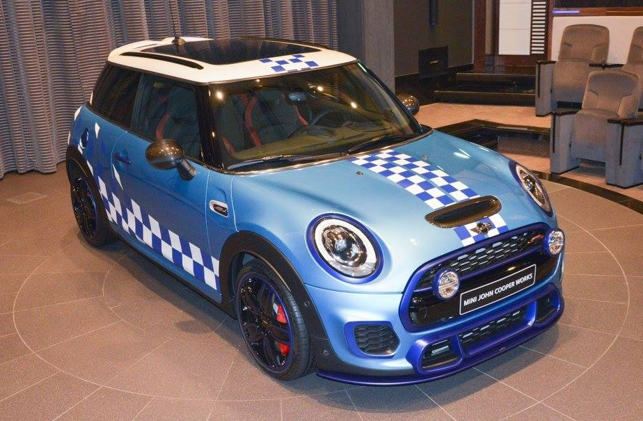 MINI Cooper JCW Monte Carlo 0 at Spotlight: MINI Cooper JCW Monte Carlo Edition