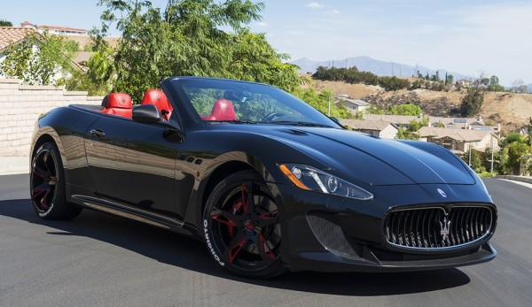 Maserati GranCabrio Forgiato 0 600x347 at Eye Candy: Maserati GranCabrio by Forgiato
