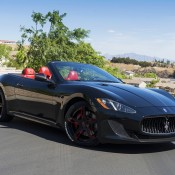 Maserati GranCabrio Forgiato 3 175x175 at Eye Candy: Maserati GranCabrio by Forgiato