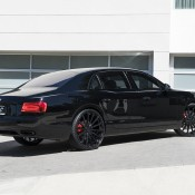 Murdered Out Bentley Flying Spur 3 175x175 at Spotlight: Murdered Out Bentley Flying Spur