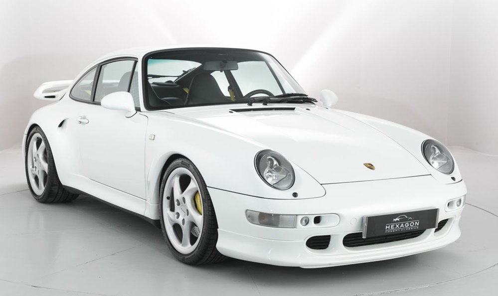 Spotted For Sale Porsche 993 Turbo X50