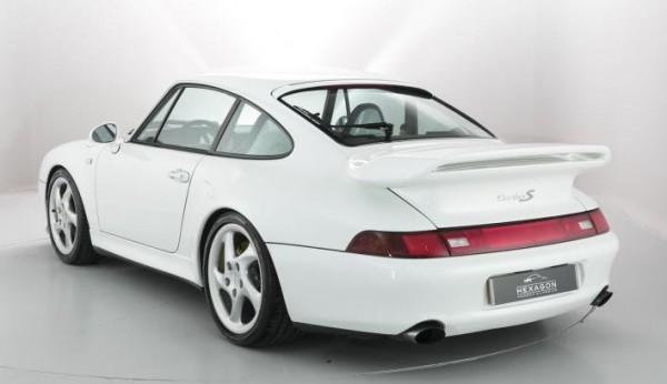 Porsche 993 Turbo X50 2 600x346 at Spotted for Sale: Porsche 993 Turbo X50