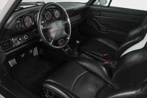 Porsche 993 Turbo X50 3 600x400 at Spotted for Sale: Porsche 993 Turbo X50