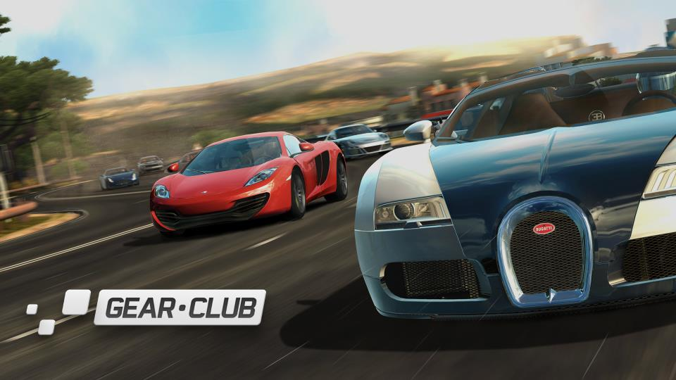 gear club app 1 at Gear.Club – Most Realistic Mobile Driving Game Ever?
