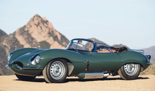 2017 Jaguar XKSS 0 600x353 at Ultimate Throwback: 2017 Jaguar XKSS