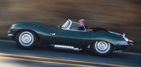2017 Jaguar XKSS 00 600x285 at Ultimate Throwback: 2017 Jaguar XKSS