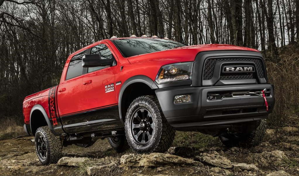 2017 Ram Power Wagon at 2017 Ram Power Wagon – Pricing and Specs