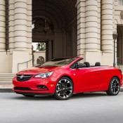 Buick Cascada Sport Red 1 175x175 at Official: 2017 Buick Cascada Sport Red