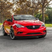 Buick Cascada Sport Red 3 175x175 at Official: 2017 Buick Cascada Sport Red