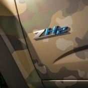 Chevrolet Colorado ZH2 SEMA 9 175x175 at Chevrolet Colorado ZH2 Makes SEMA Debut