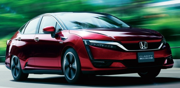 at Leasing a 2017 Honda Clarity Fuel Cell Costs $369 a Month