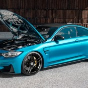 G Power BMW M4 Competition 2 175x175 at G Power BMW M4 Competition with 600 PS