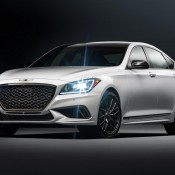 Genesis G80 Sport 5 175x175 at 2018 Genesis G80 Sport Gets Five Star Safety Rating