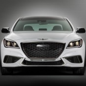 Genesis G80 Sport 6 175x175 at 2018 Genesis G80 Sport Gets Five Star Safety Rating