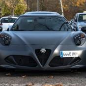 Gunmetal Alfa Romeo 4C 1 175x175 at Gunmetal Alfa Romeo 4C Is Freezingly Cool!