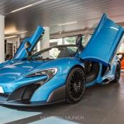 Kng Fisher Blue McLaren 675LT Spider 3 175x175 at McLaren 675LT Spider, This Time in King Fisher Blue