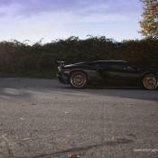 Lamborghini Aventador SV PUR 9 175x175 at 2x Lamborghini Aventador SV on Matching PUR Rims