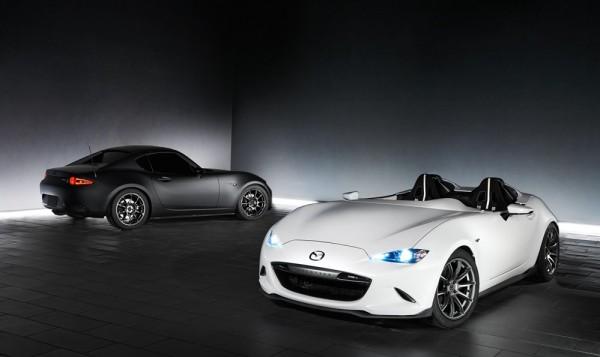 Mazda MX 5 Concepts SEMA 0 600x357 at Mazda MX 5 Concepts Debut at SEMA