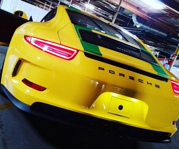 Steven Aghakhani 911 R 0 600x500 at Boy Racer Gets Super Unique Porsche 911 R
