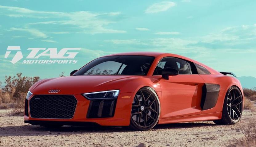 Tag Motorsports Audi R8 V10 Plus In Dynamite Red