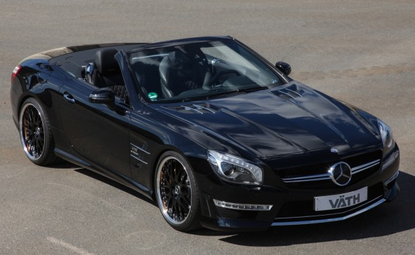 VATH Mercedes SL65 AMG 0 600x369 at VATH Mercedes SL65 AMG Gets 700 PS