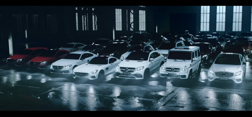 amg soundtrack video at This Has Been the Sound of AMG in 2016