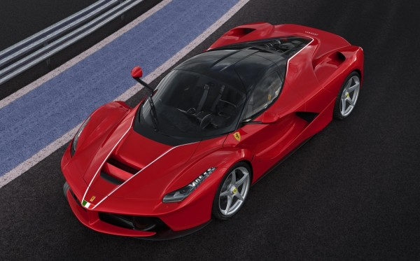 final laferrari 600x373 at Celebrities With the Most Expensive Cars