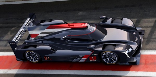 2017 Cadillac DPi VR RaceCar 0 600x298 at Cadillac DPi V.R Set for 2017 IMSA Debut