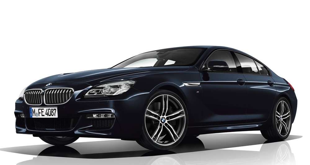 2018 Bmw 6 Series Gets Equipment Update