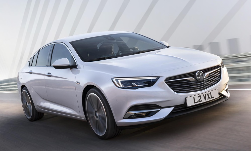 2018 Vauxhall Insignia 0 at Official: 2018 Vauxhall Insignia