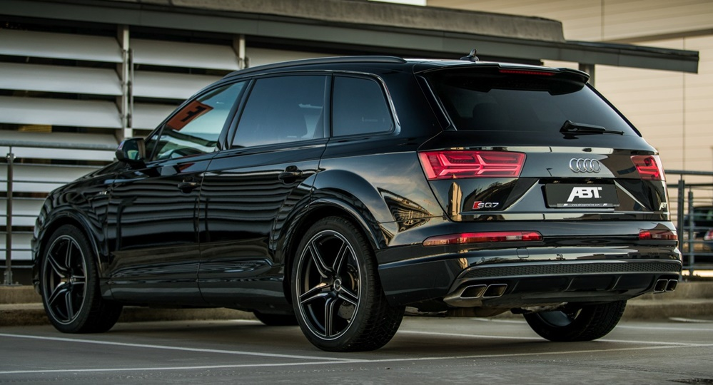 ABT Audi SQ7 with 520 PS, 970 Nm