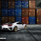 Acura NSX HRE WB 6 175x175 at Spotlight: Acura NSX on HRE Wheels
