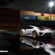 Acura NSX HRE WB 8 175x175 at Spotlight: Acura NSX on HRE Wheels