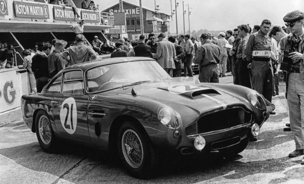 Aston Martin DB4 GT Continuation 1 600x363 at Aston Martin DB4 GT Continuation Announced