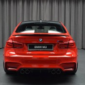 BMW M3 Competition Package Ferrari Red 18 175x175 at Up Close with a Special BMW M3 Competition Package