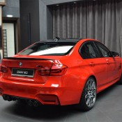 BMW M3 Competition Package Ferrari Red 19 175x175 at Up Close with a Special BMW M3 Competition Package