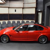 BMW M3 Competition Package Ferrari Red 6 175x175 at Up Close with a Special BMW M3 Competition Package