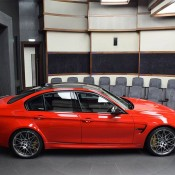 BMW M3 Competition Package Ferrari Red 8 175x175 at Up Close with a Special BMW M3 Competition Package