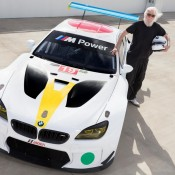 BMW M6 GTLM Art Car 6 175x175 at BMW M6 GTLM Art Car Unveiled at Art Basel