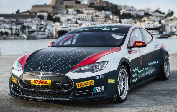 at Electric GT Championship on Track for 2017 Debut