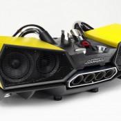 Lamborghini Speakers 1 175x175 at €20K Lamborghini Speaker Is the Ultimate Christmas Present