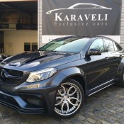Prior Design Mercedes GLE Coupe 12 175x175 at Prior Design Mercedes GLE Coupe Is Something Else