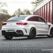 Prior Design Mercedes GLE Coupe 4 175x175 at Prior Design Mercedes GLE Coupe Is Something Else