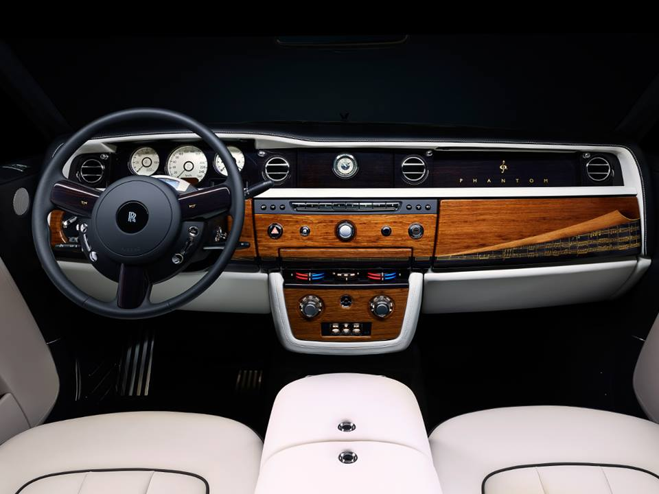 Rolls Royce Phantom Drophead Music 3 at Music Videos That Came With the Best Cars