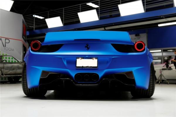 Bieber Ferrari 458 Wide Body Sale 11 600x400 at Justin Biebers Ferrari 458 Wide Body Is Up for Grabs