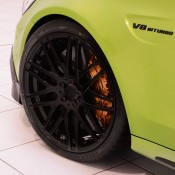 "Brabus Mercedes AMG C63 Wagon 650 10 175x175 at Brabus Mercedes AMG C63 Wagon 650 ""Green Hell"""