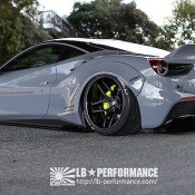 Liberty Walk Ferrari 488 2 175x175 at Liberty Walk Ferrari 488 Debuts at TAS 2017