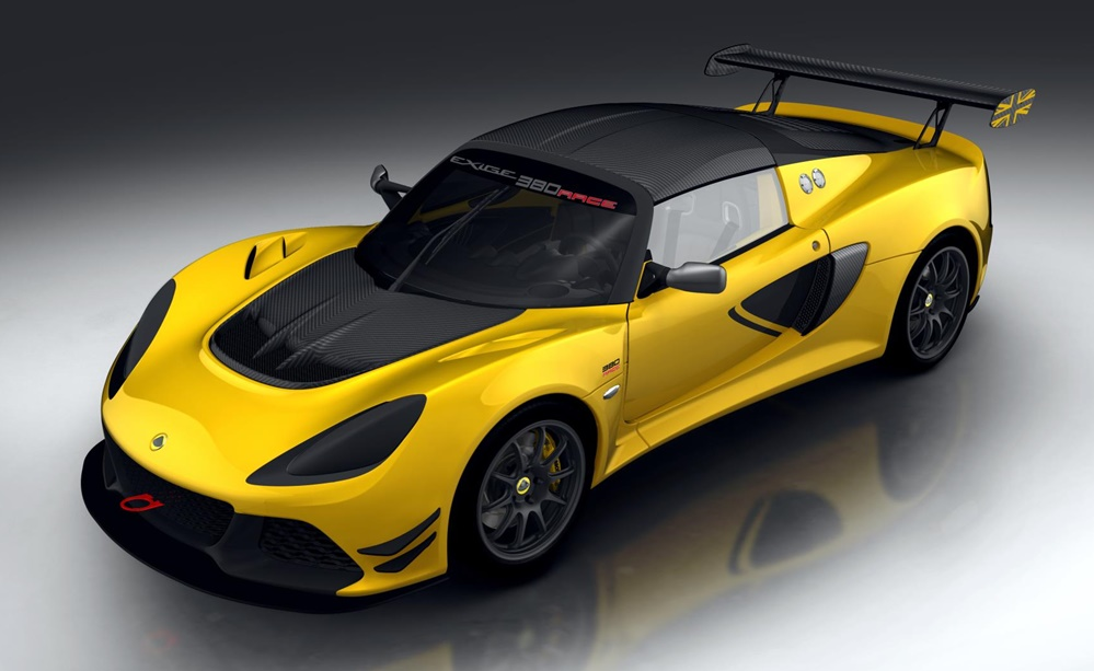 Lotus Exige Race 380 0 at Official: Lotus Exige Race 380